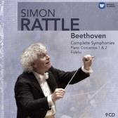 Complete Symphonies, Piano Concerto 1&2, Fidelio