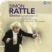 Complete Symphonies No.1-7, Violin Concerto Op.47