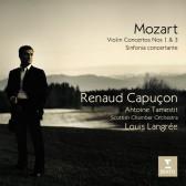 Violin Concertos 1 & 3, Sinfonia Concertante