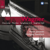 Overtures, Marches, Symphony In E, Siegfried Idyll