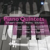 Piano Quintets: Schubert, Dvorak, Brahms, Schumann