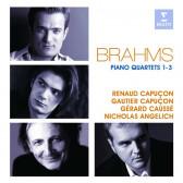 Piano Quartets No.1-3