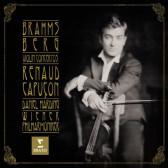 Brahms & Berg Violin Concertos