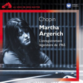 Martha Argerich Chopin Recital 1965