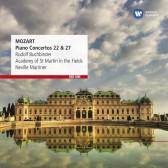 Piano Concertos No.22 & 27