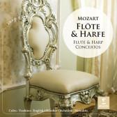 Flute & Harp Concertos