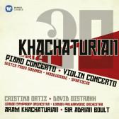 Piano Concerto, Violin Concerto