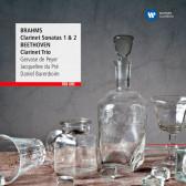 Clarinet Sonatas 1-2 & Clarinet Trio