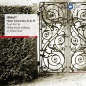 Piano Concertos No.20 & 23