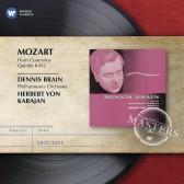 Horn Concertos No.1-4, Quintet K452