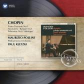 Piano Concerto No.1, Nocturnes, Ballade No.1, Polonaise No.6 'Heroique'