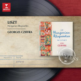10 Hungarian Rhapsodies