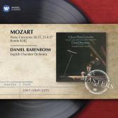 Piano Concertos No.20, 21, 23 & 27 - Rondo K.382