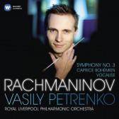 Symphony No.3, Caprice Bohemien, Vocalise