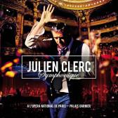 Julien Clerc Symphonique - À l'Opera National de Paris - Palais Garnier