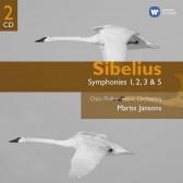 Symphonies No.1,2,3 & 5