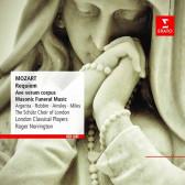 Requiem, Ave Verum Corpus, Masonic Funeral Music