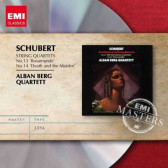 String Quartets No.14 'Death And The Maiden' & No.13 'Rosamunde'