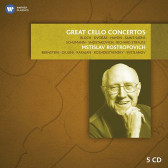 Great Cello Concertos