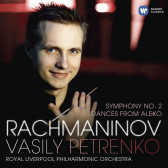 Symphony No.2, Dances From Aleko