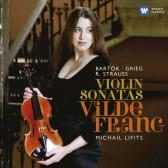 Violin Sonatas - Bartok, Grieg, R. Strauss