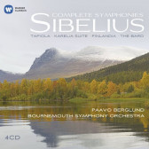 Complete Symphonies No.1-7, Tapiola, Karelia Suite, Finlandia, The Bard