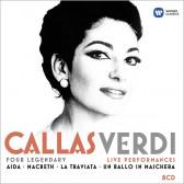 Verdi: Live - Aida, Macbeth, La Traviata, Un Ballo In Maschera