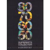 Superhits Coll. 50,60,70,80 Box
