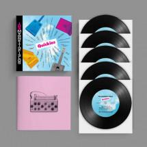 Quickies (5 x 7 inch Vinyl Box Set)