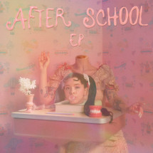 After School -EP- (Colored Baby Blue) (Vinyl)