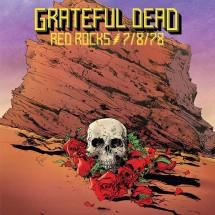 Red Rocks 7/8/78