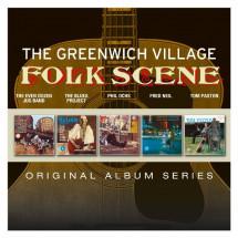 The Greenwich Village Folk Scene - Original Album Series