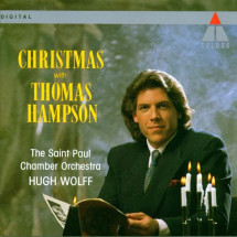 Christmas with Thomas Hampson - International Christmas Carols