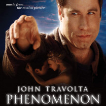 Phenomenon (Music From The Motion Picture) (Limited Cobalt Translucent Coloured) (Vinyl)