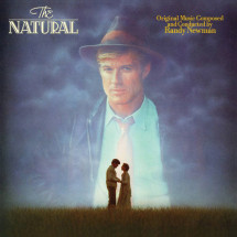 The Natural (Limited Coloured) (Vinyl)