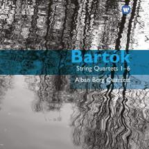 The Complete String Quartets No.1-6
