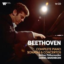 Beethoven: Complete Piano Sonatas & Piano Concertos, Diabelli Variations