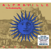 The Breathtaking Blue (2CD with DVD)