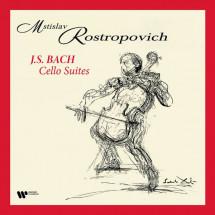 J. S. Bach: The Cello Suites (Vinyl Box)