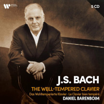 J.S. Bach: The Well-Tempered Clavier