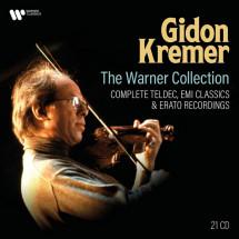 Gidon Kremer: The Warner Collection - Complete Teldec, EMI Classics & Erato Recordings