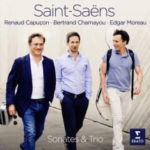 Saint-Saens: Sonatas Op. 32 & 75, Trio Op. 92
