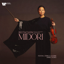 Beethoven: Violin Concerto Op. 61 & Romances Op. 40 & 50