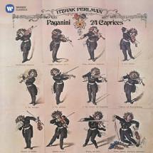 Paganini - 24 Caprices, Op.1 (Vinyl)