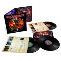 Nights Of The Dead, Legacy Of The Beast: Live In Mexico City (Black Vinyl)