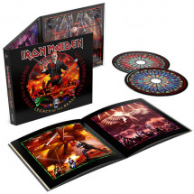 Nights Of The Dead, Legacy Of The Beast: Live In Mexico City