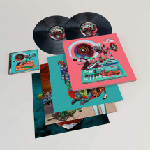Song Machine, Season One: Strange Timez (Deluxe Box 2LP with CD & Hardcover Artbook)