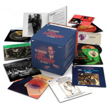 Furtwangler: The Complete Studio Recordings (Two-Piece Box with 160-Page Booklet)