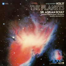 The Planets Op.32 (London Philharmonic Orchestra, Adrian Boult)