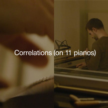 Correlations (On 11 Pianos) (Vinyl)
